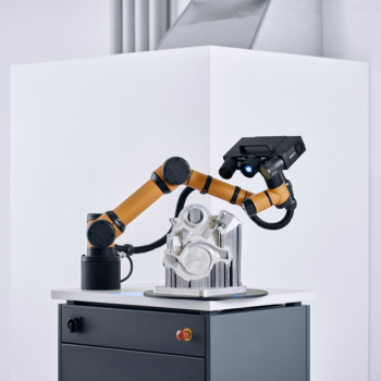 ATOS-Q 3D-mittaus Scan Cobot